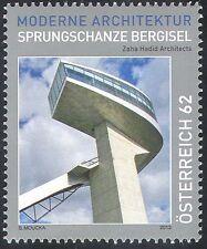 Austria 2013 edificios/Arquitectura Moderna/salto de esquí, Bergisel/deportes 1v (n42440)