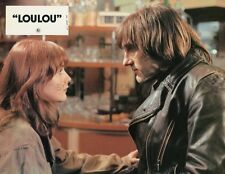 GERARD DEPARDIEU ISABELLE HUPPERT LOULOU MAURICE PIALAT 1979 LOBBY CARD PHOTO #3