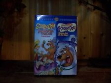 SCOOBY DOO DOUBLE FEATURE DVD SET CHILDRENS CARTOON FUN CLASSIC ANIMATION NEW