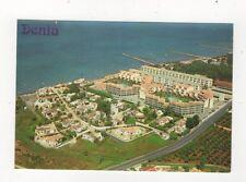 Denia Postcard Spain 557a