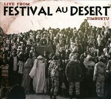 Live From Festival Au Desert, Timbuktu 2013 Ex-library