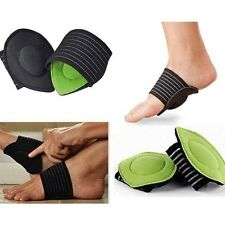 FOOT ARCH SUPPORT Plantar Cushion Fasciitis Aid Fallen Arches Heel Pain Relief