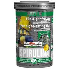 JBL Premium Spirulina Flakes 1000ml 1L - Food For Algae Eating Fish & Shrimp