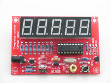 1HZ-50MHz DDS Crystal Oscillator Frequency Counter Meter Digital LED Kit