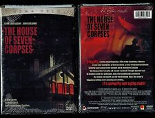 House of the Seven Corpses (Brand New DVD, 2005, Cinema Deluxe Series)