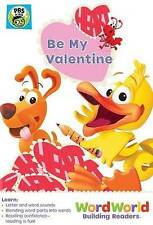Wordworld: Be My Valentine, DVD, ., .