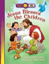 Jesus Blesses the Children (Happy Day® Books: Bible Stories) Cooley, Karen Pape