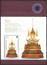Thailand 2007 Gold Pavilion/Precious Metals/Craft/Art/Heritage 1v m/s (n39605)