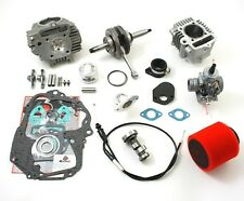 TB Stroker Kit 3 - Mikuni Carb Race Head Big bore Kit 108cc Honda Z50 XR50 CRF50
