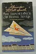 Book. The Importance Of Being Seven by Alexander McCall Smith. 1st edition 2010.