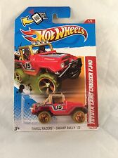 Hot Wheels TOYOTA LAND CRUISER FJ40 Thrill Racers Swamp Rally - Excell Cards