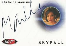 "James Bond Autographs & Relics - A227 Berenice Marlohe ""Severine"" Autograph Card"