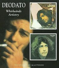 Whirlwinds/Artistry by Deodato (CD, Feb-2009, Beat Goes On)