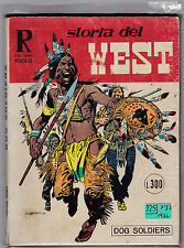 COLLANA RODEO STORIA DEL WEST DOG SOLDIERS N°87 1974  L-5