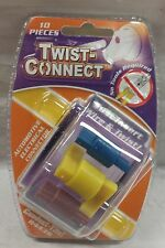 Twist-Connect Automotive Electrical Connector 10 Piece Set 84438