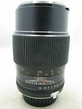 Bushnell Automatic 135mm f2.8 lens for Minolta MC Cameras