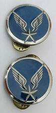 Boutons de cols Veste Vareuse  ALAT A.L.A.T Aviation légère de l'Armée de terre