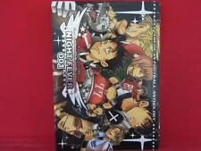 Eyeshield 'Night Fever 001' American Football Anthology Doujinshi