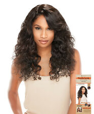 100% Brazilian Virgin Remi Unprocessed Human Hair Lace Wig Curly - UK SELLER