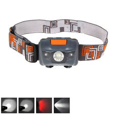 Waterproof Headlamp R3+2 LED Headlight 4 Mode Head Torch Lamps 900Lm Light Lamp