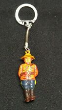 VINTAGE SCOUT LEADER/MONTE KEYCHAIN FOB