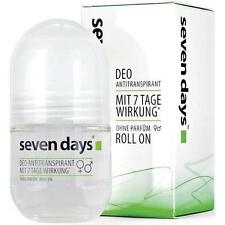 SEVEN DAYS Das Antitranspirant Roll-on Big Ball 50 ml