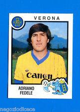 CALCIATORI PANINI 1982-83 - Figurina-Sticker n. 348 - FEDELE - VERONA -Rec