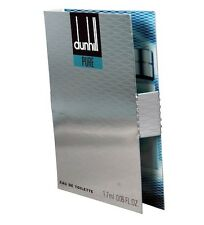 Pure by Dunhill Men EDT Cologne Vial New In Box