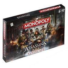 Assassins Creed Syndicate Edition Monopoly Offizieller Ware
