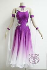 BALLROOM .STANDARD. SMOOTH DANCE COMPETITION DRESS CUSTOM-SIZE R0001