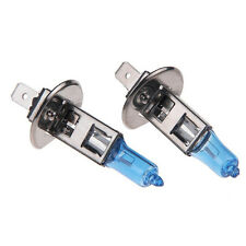 2pcs hight quality H1 12V 55W Super White LED Halogen Car  Fog Light Bulbs