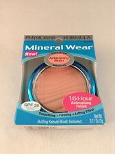 Physicians Formula Mineral Wear Airbrushing Blush In 7859 Natural