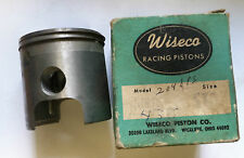 HIRTH 211R 438CC TWIN CYLLENDER MOTOR STANDARD PISTON WISECO BRAND NOS ITEM