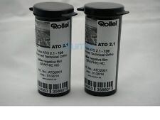 2x Rollei ATO 2.1 120 Medium Format 12 exp. B&W Lith / Lithography film