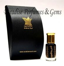 NEW *AOUD BLACK INTENSE* BY ARABIAN OUD GRADE AAA PRESTIGIOUS PERFUME OIL ATTAR