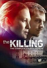 The Killing: The Complete Fourth Season (DVD, 2015, 2-Disc Set)