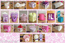 CRAFT ROBO/SILHOUETTE Wedding Favour Box templates CD113 from Cocopopart
