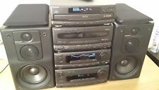 Technics Hi Fi Seperates 3CD Changer Phono Stage Rare