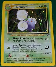 Holo Foil Jumpluff # 7/111 Neo Genesis Set Pokemon Trading Cards Rares SP