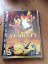IL 7° VIAGGIO DI SINBAD   JEWEL BOX DVD FILM