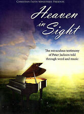 Heaven in Sight: The Peter Jackson Story,Very Good DVD, --, --