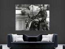 La película Terminator Arnold Schwarzenegger de arte en pared imagen Grande Poster Gigante
