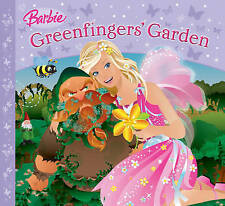 Acceptable, Greenfingers' Garden (Barbie Story Library), Mann, Lawrence, Book