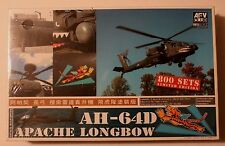Hi Grade, Commemorative Flying Tiger AH-64D Apache Longbow 1/48 HF48004 Limited