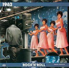 THE ROCK 'N' ROLL ERA : 1962 / CD (TIME-LIFE MUSIC TL 613/07) - TOP-ZUSTAND
