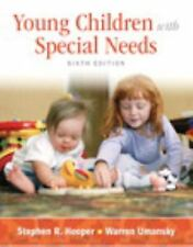 YOUNG CHILDREN WITH SPECIAL NEEDS + PEARSON ETEXT ACCESS - NEW PAPERBACK BOOK