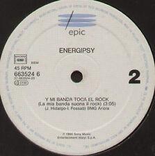 ENERGIPSY - A MI ME GUSTA / Y MY BANDA TOCA EL ROCK