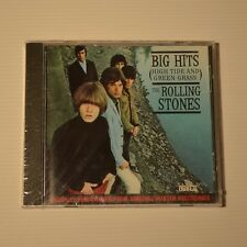ROLLING STONES - Big hits - 1986 US CD ABKCO 1 S/T PRESS SEALED!!!
