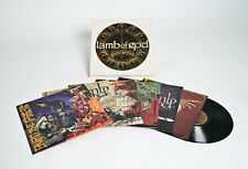 LAMB OF GOD - HOURGLASS - ULTIMATE - 6 LP - 180 GRAM - 67 TRACK - VINYL BoxSet