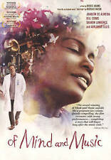 of Mind and Music,Excellent DVD, Ruth Negga, Sharon Lawrence, Bill Cobbs, Aunjan